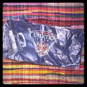 Other - Comerica Park's Detroit Tigers Bag and Beer Mug